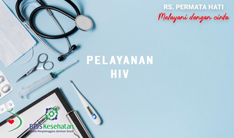 Pelayanan HIV